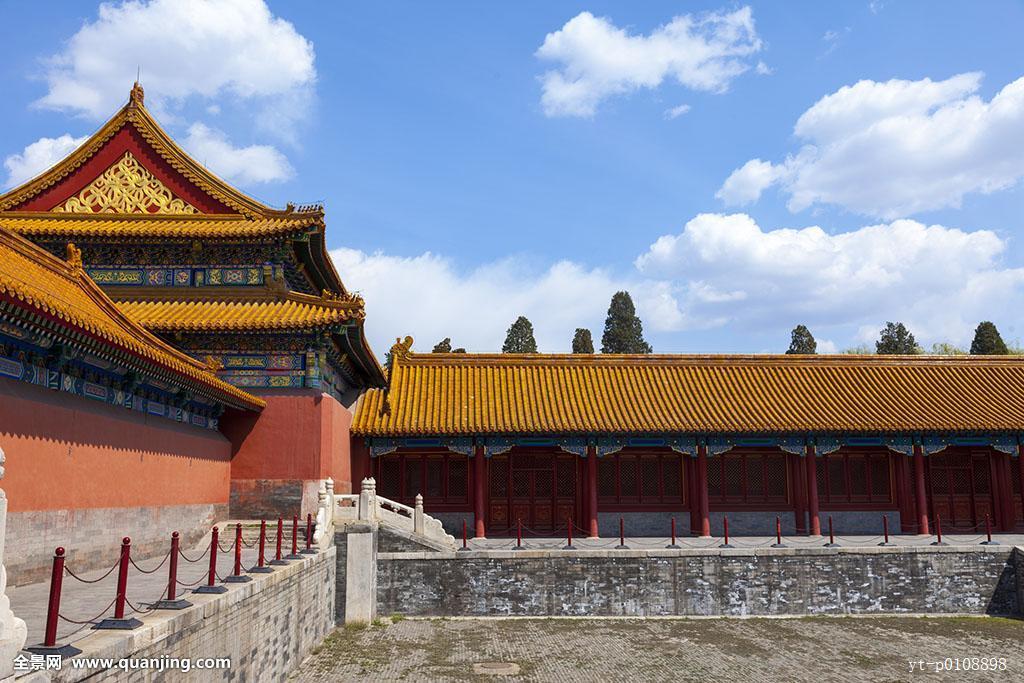 北京,首都,紫禁城,故宫,宫殿,皇宫,昭德门,建筑,标志建筑,古建筑,屋檐图片