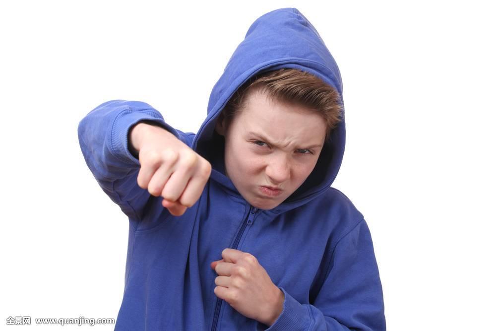 愤怒儿童表情分享展示图片