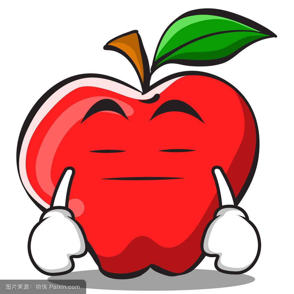 苹果表情符号太阳高清分享展示图片