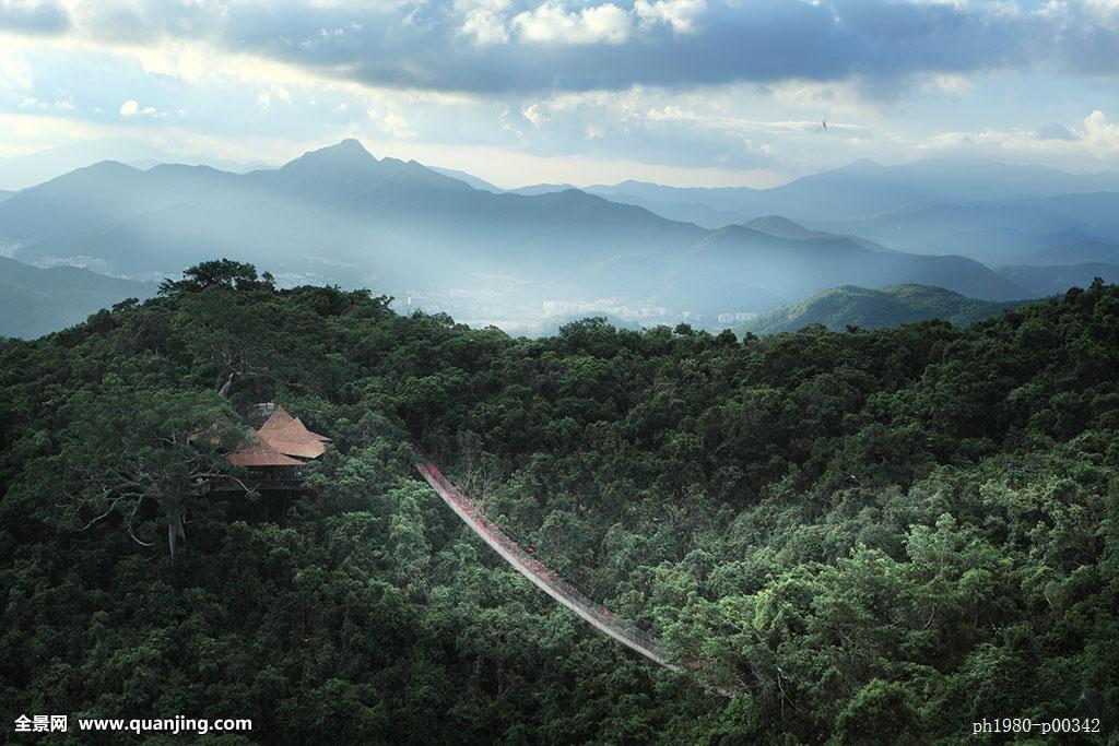 亚龙湾热带天堂森林公园雨林探险_热带天堂森林公园攻略_海南雨林公园和热带天堂森林公园是同一个地方吗?
