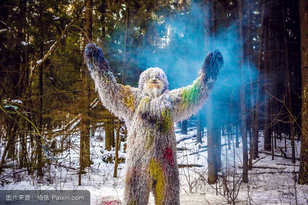 森林野人7分享展示图片