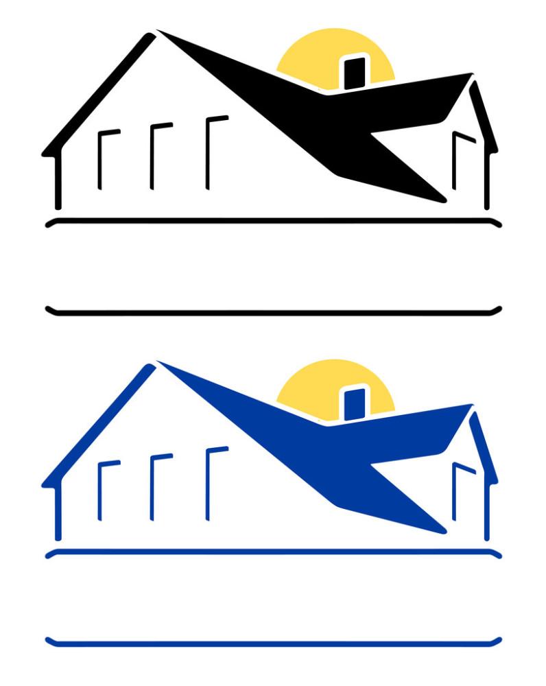 房子的标志图片