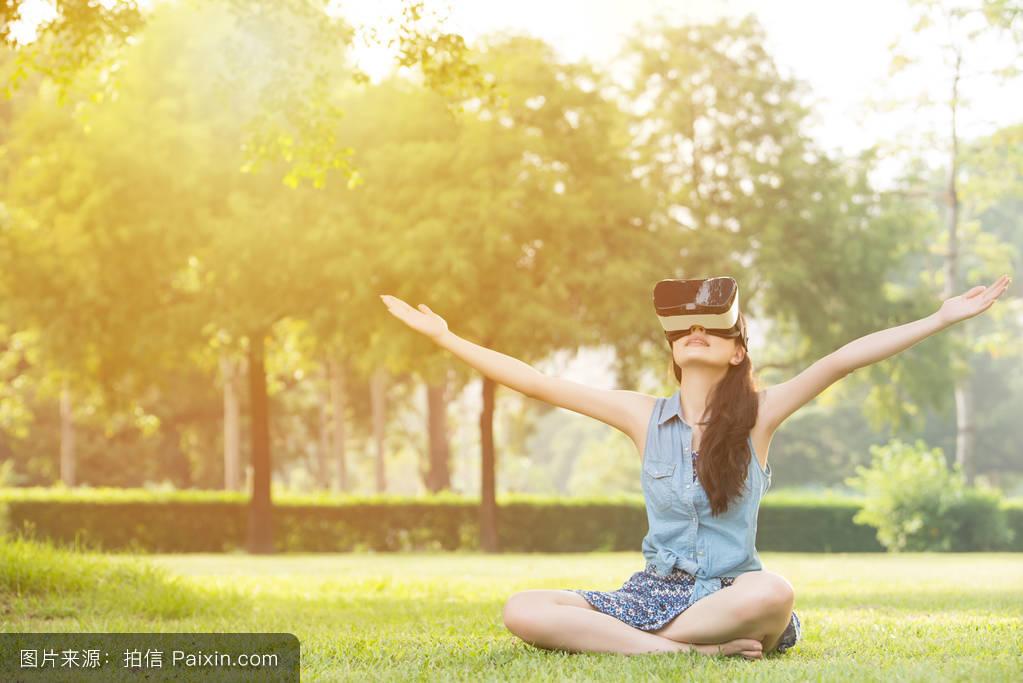 自然,户外的,数字的,面具,经验,幸福的,分离,病人,看,白色,娱乐,森林图片
