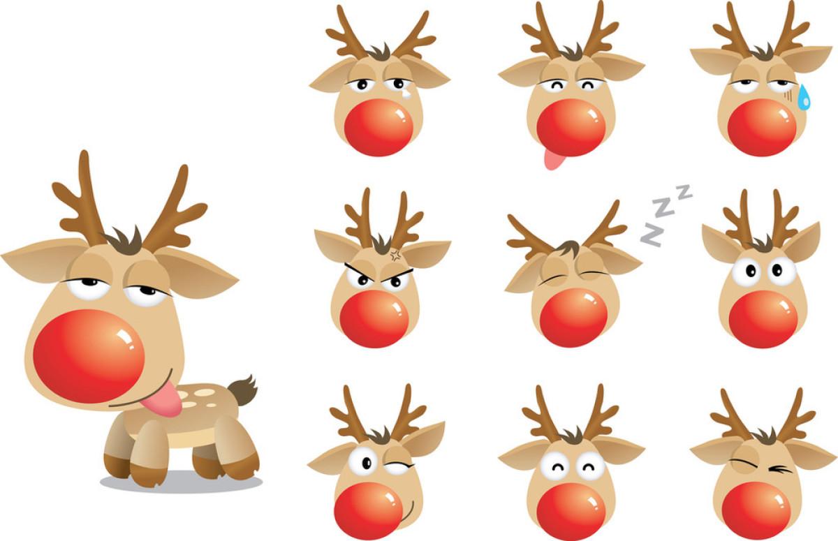 眉毛,麋鹿,设计,恼火,圣诞节,矢量图,睡觉,驼鹿,幸福,驯鹿,艺术,表情图片