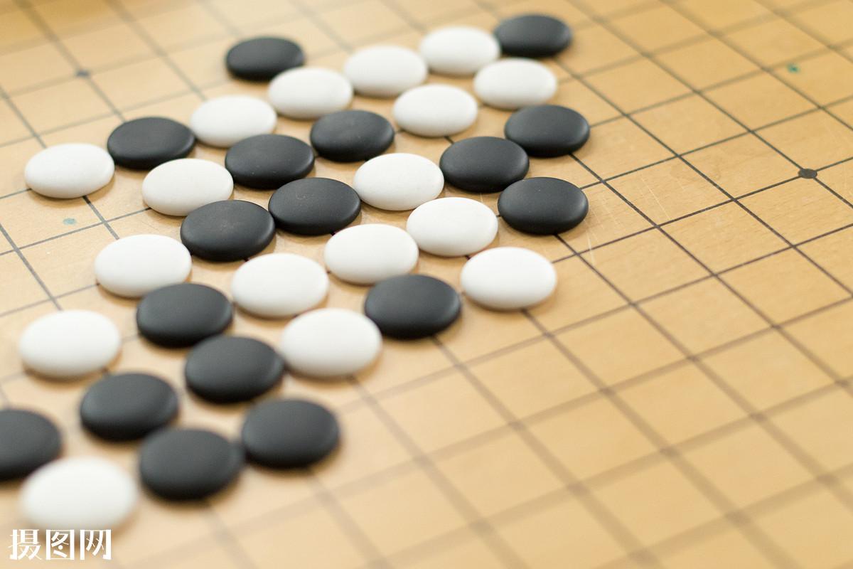 围棋,博弈,下棋,五子棋,黑白棋,棋盘,对垒图片