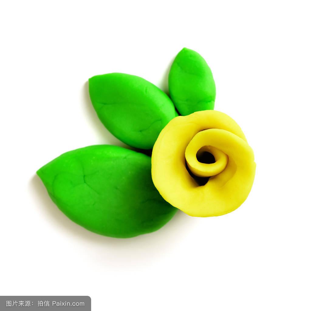 橡皮泥手工制作大全_手工制作的,春天,符号,美丽的,对象,创造力,黄色的,概念,自然,玩