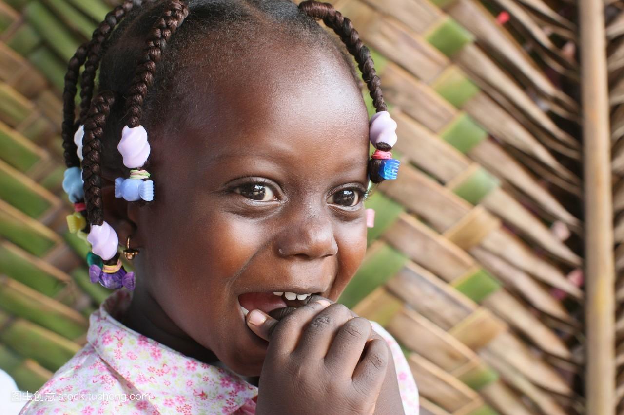 非洲女人头发辫子图片展示