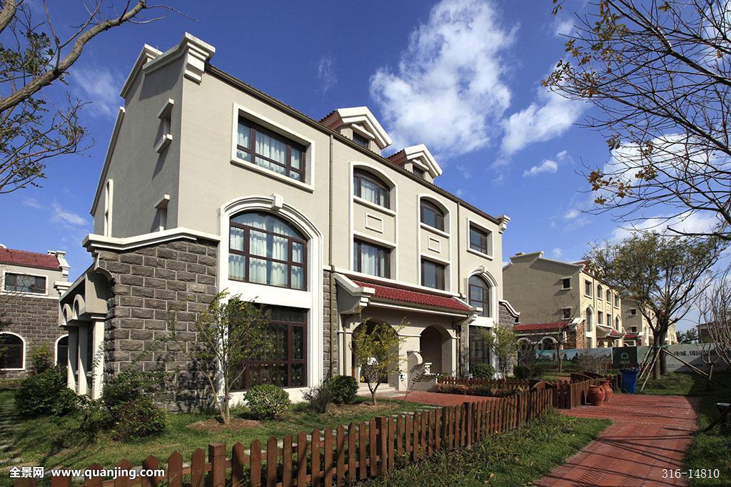 房屋,方块,栏杆,住宅,造型,构图,人造建筑,经济,庭院,居住区,景观设计图片