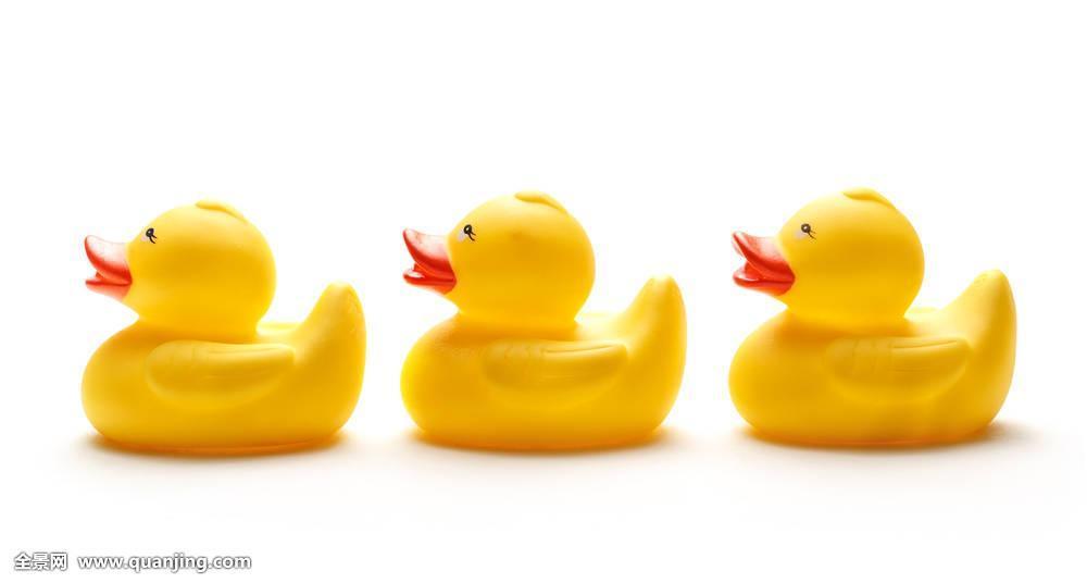 经典的黄色小�9`��l$yi���oy�z`���-��_三个,黄色,鸭子,玩具