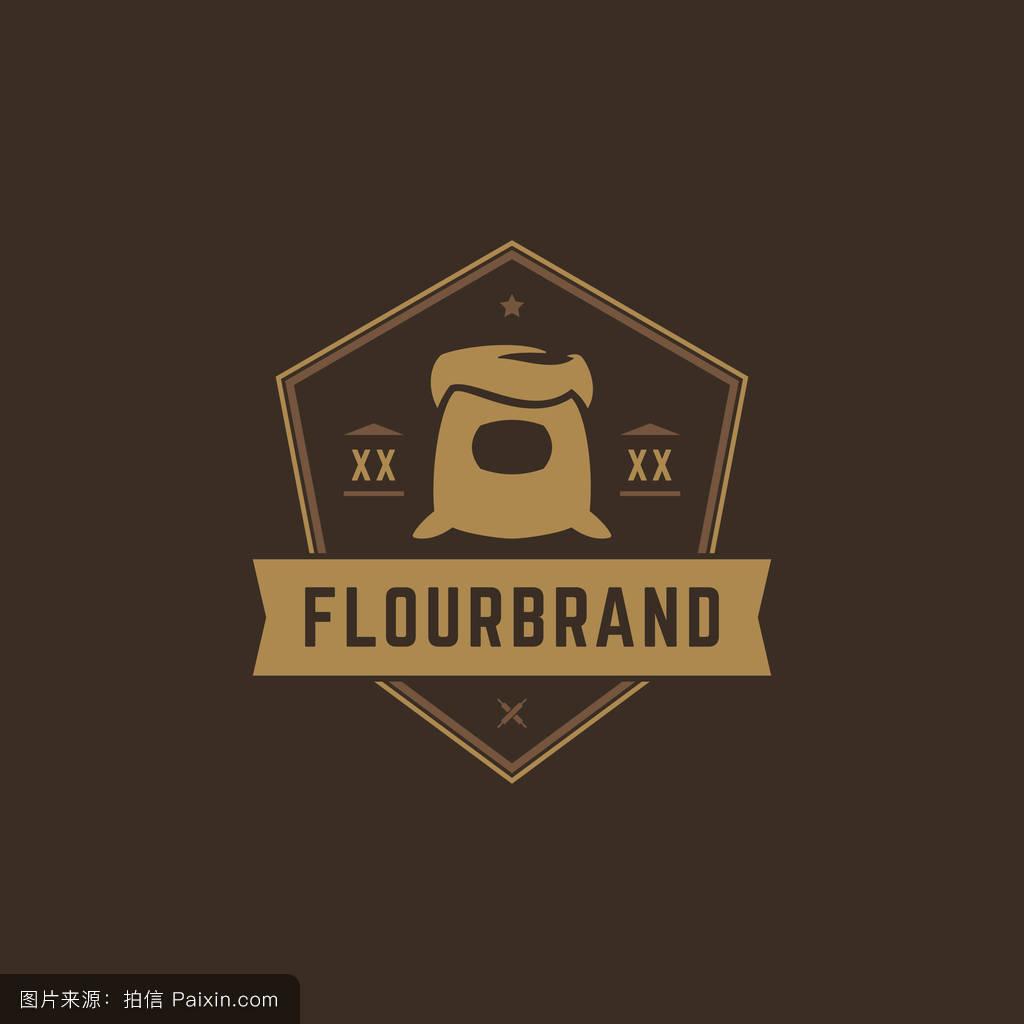 徽章,标记,标志,符号,传统的,新鲜的,馅饼,糕点,商店,矢量,商业,标识图片