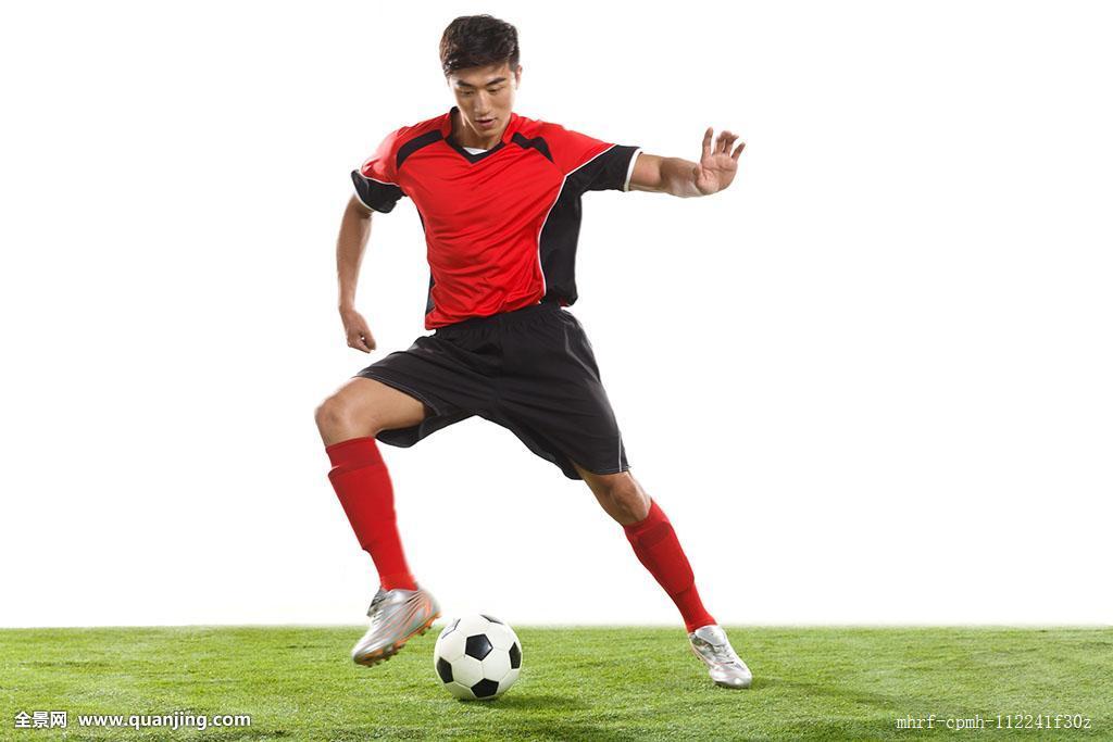踢球技术动作由哪几部分构成图片