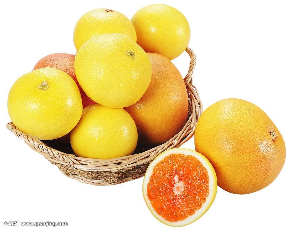 新鲜,多汁,柚子图片