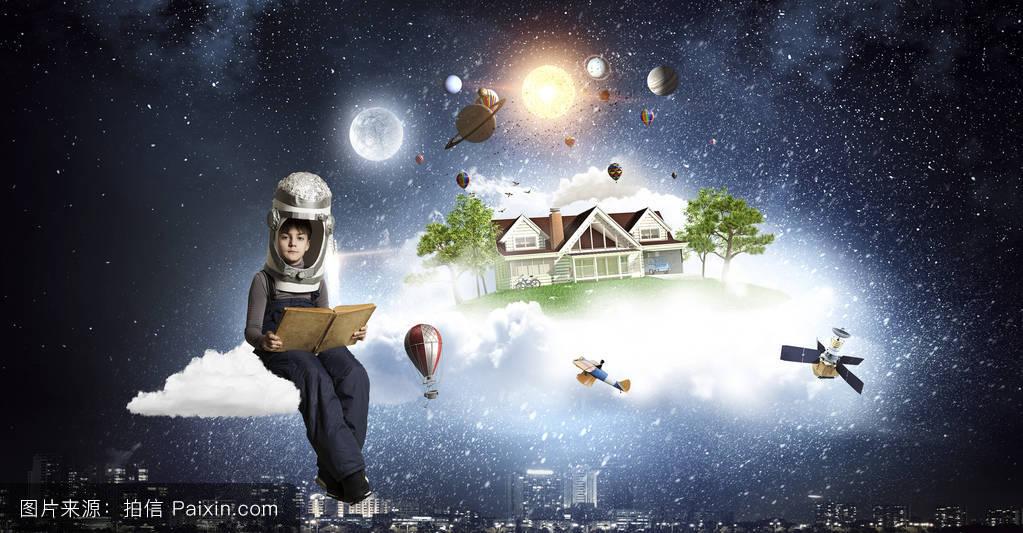 自然,玩,成功,头盔,科学,梦想,资源管理器,白天,空间,宇航员,未来图片