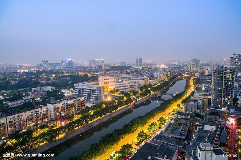 旅游,水平构图,东亚,彩色图片,都市风光,高层,旅游目的,广东,东莞图片