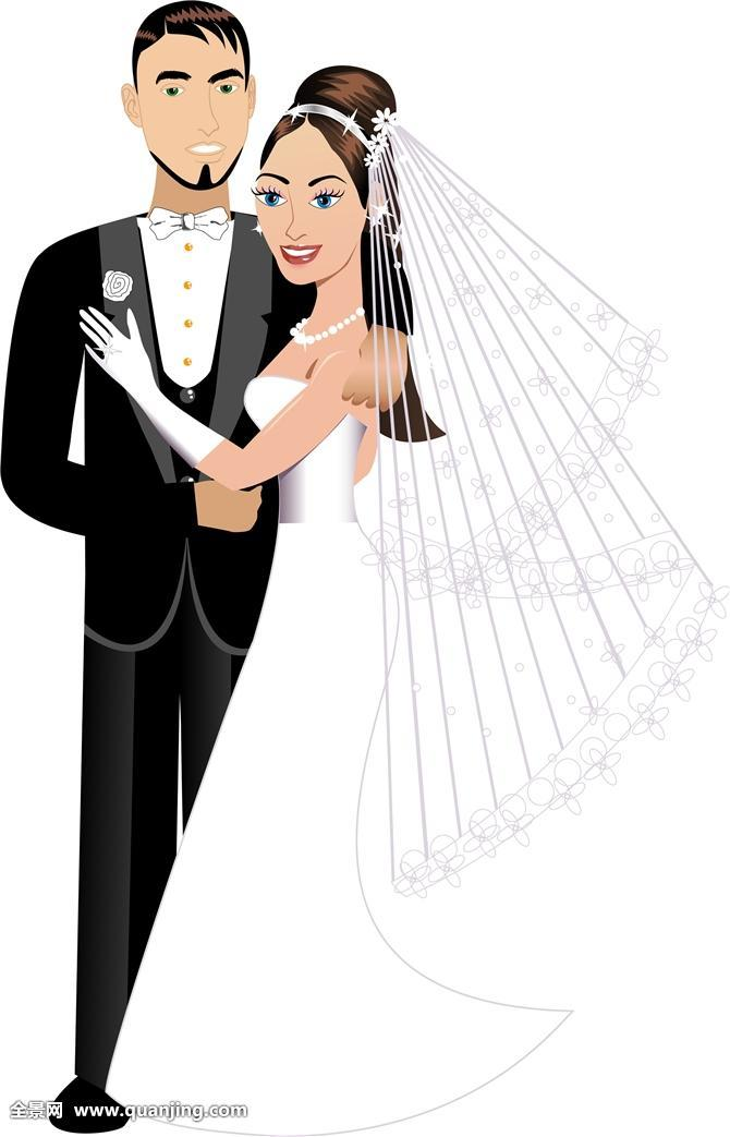 情侣,留白,欧洲,白人,银,性感,春天,弹起,蹦跳,跳跃,插画,珍珠,皇冠图片