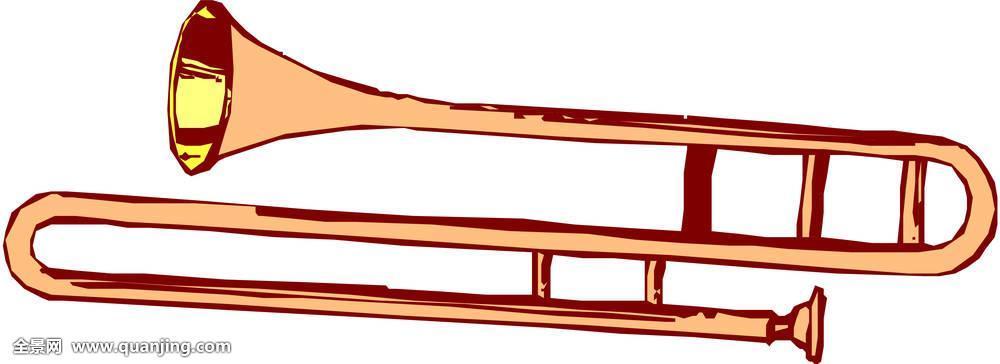 长号,乐器图片