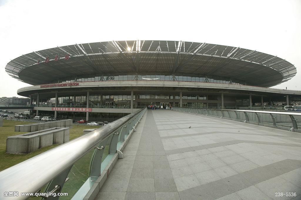上海南站火车站_上海南站