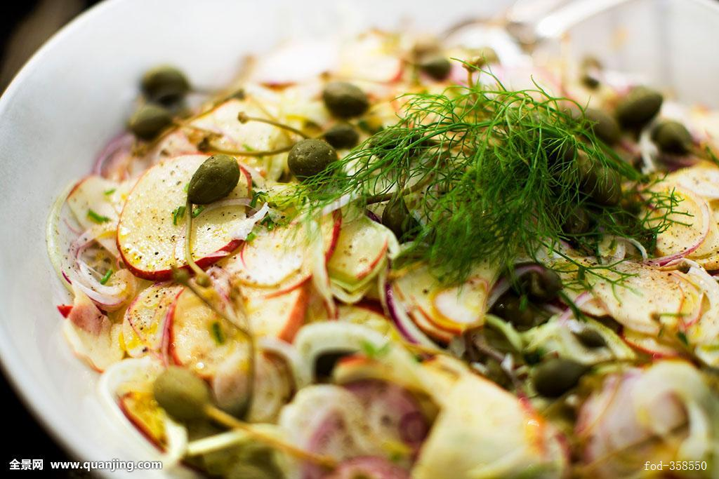 沙拉,开胃菜,调味,调料,序列,芽菜,芽菜食品,蔬菜,素菜,菜肴,蔬菜沙拉图片