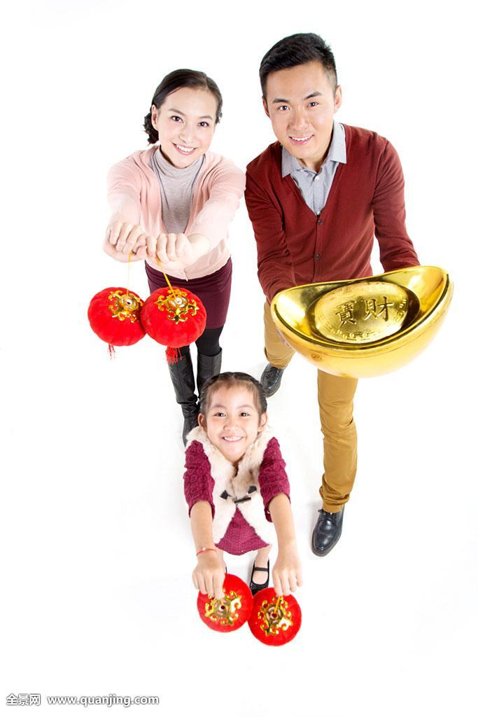 中国文化,表现积极,幸福,欢乐,活力,愉悦,传统,兴奋,亲情,家庭,全家福图片