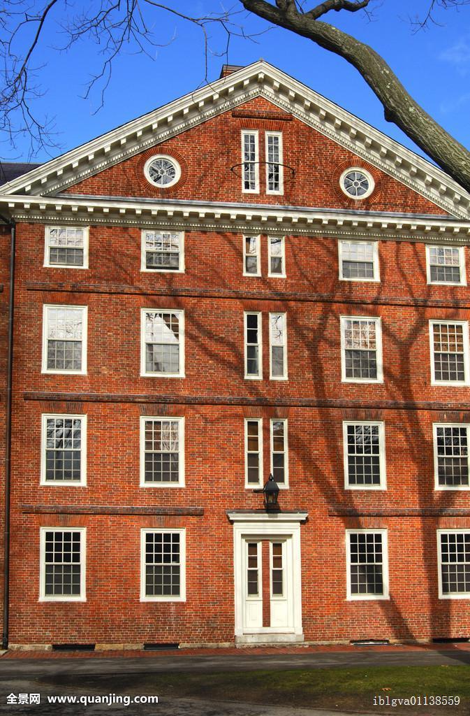 学生宿舍,哈佛大学,剑桥,马萨诸塞,美国图片