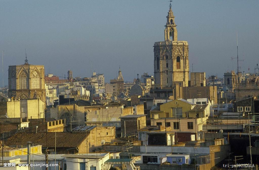 西欧城市的兴起图片