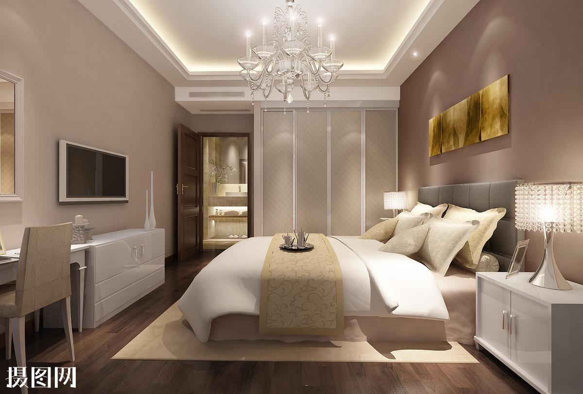卧室,欧式卧室效果图,欧式效果图,客厅效果图,主卧室效果图,效果图