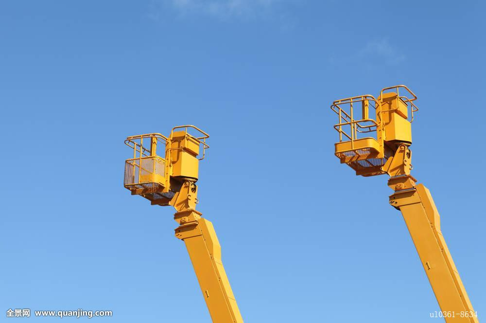 动臂装卸机,建筑设备,建筑机械,交通工具,危险,空,设备,高度,高,液压图片