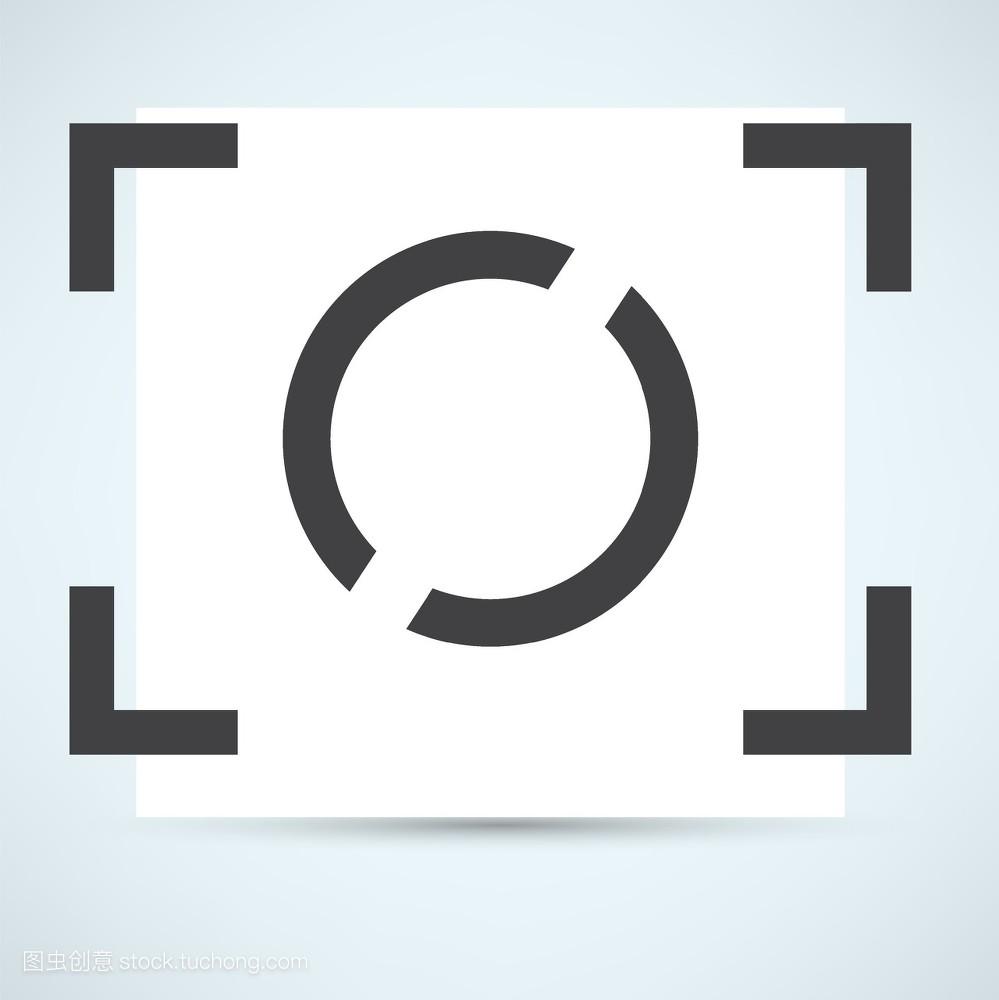 白色,捕获,电影院,数字的,明亮,象征,黑色,简单,时尚,设备,创意,现代图片