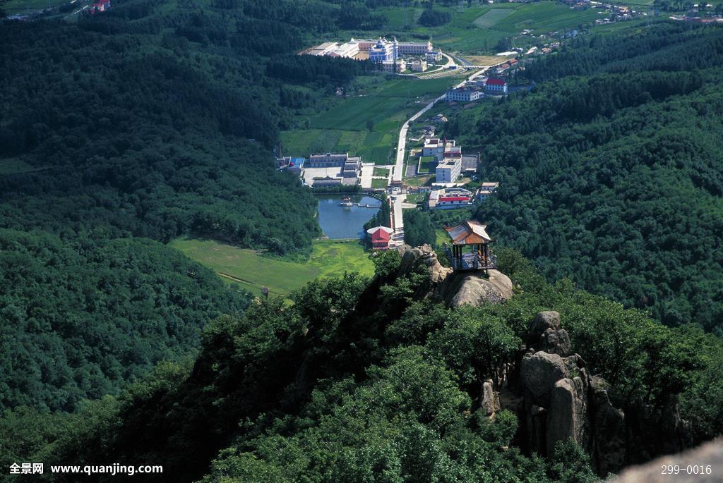 吉林市朱雀山国家森林公园图片