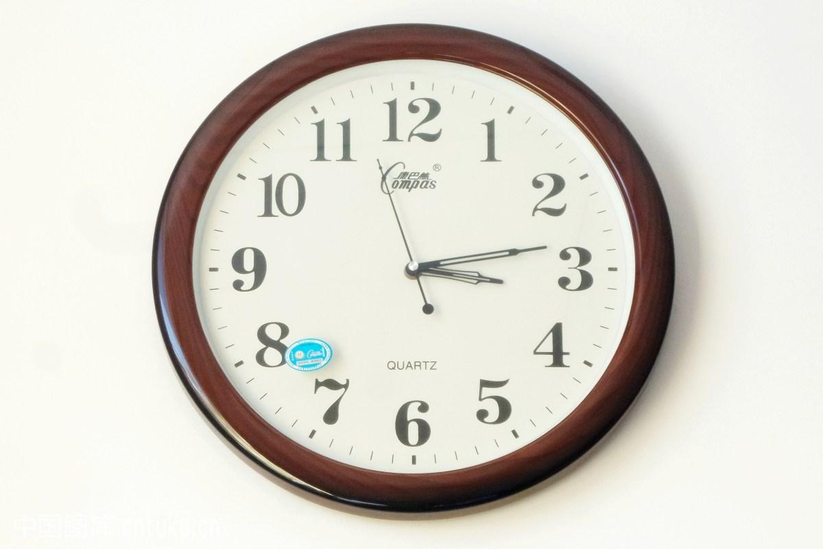 时间_白色背景,彩色图片,分针,室内,计时工具,秒针,时间,时针,水平构图