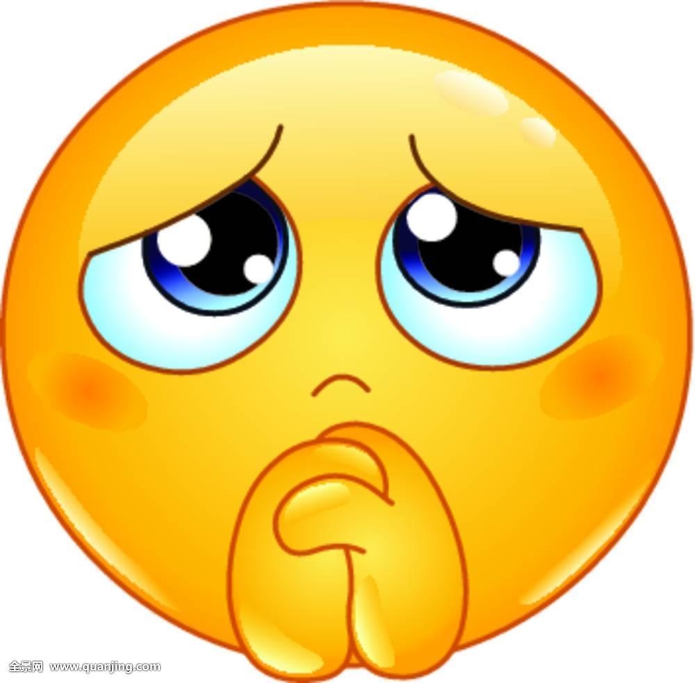 微笑,脸,动画表情,请求,祈祷,悲伤,可爱,眼睛,哭,卡通,象征,希望图片