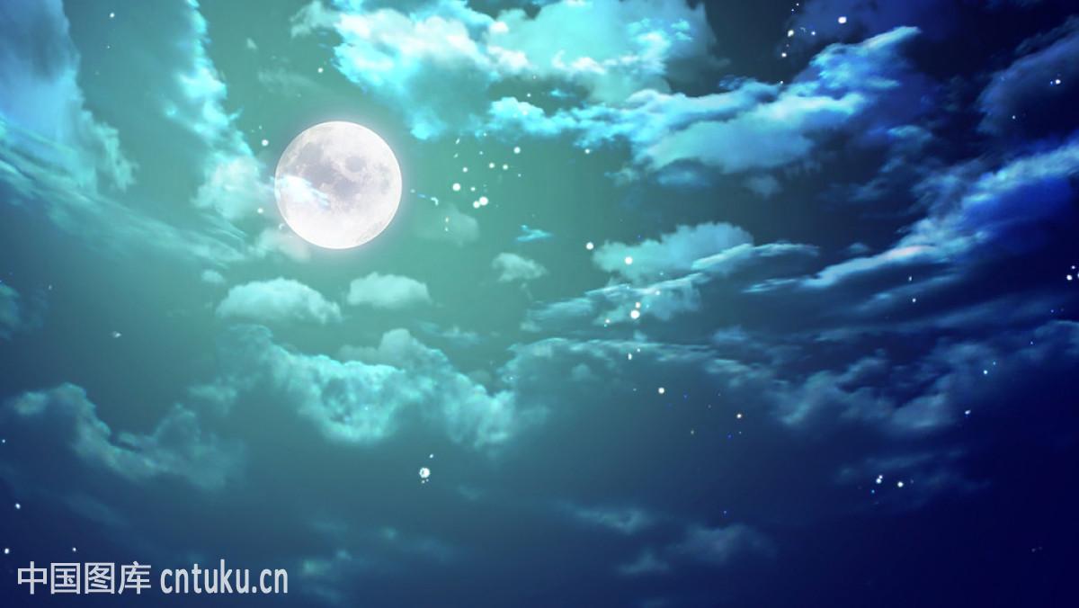 视角,气氛,全景构图,天空,天气,天文学,星球,星星,夜晚,月光,月亮,云图片