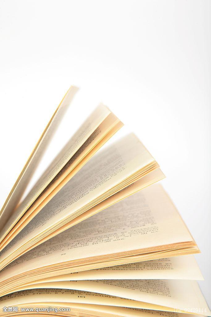 文学作品,小说,物体,翻开,开着,书页,纸,读,研究,学校,科学,故事,文字图片