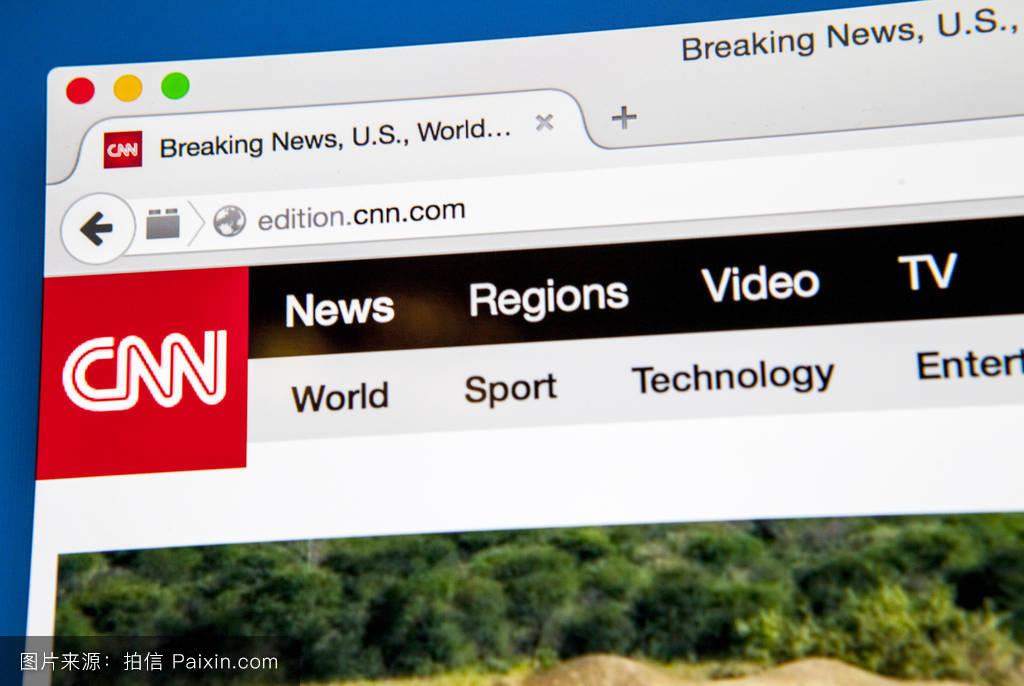 美国网上物网站_美国有线电视新闻网的网站主页
