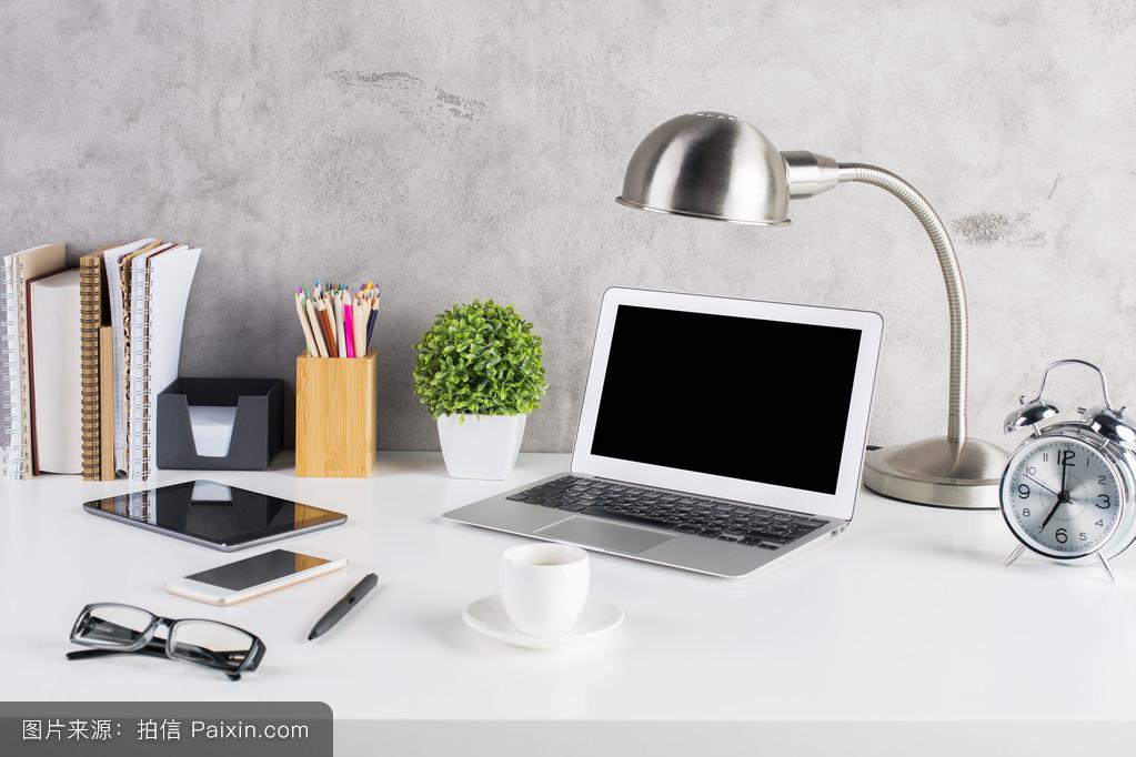 模式,供应,现代的,空白的,办公室,键盘,便携式的,空的,通信,商业,桌面图片