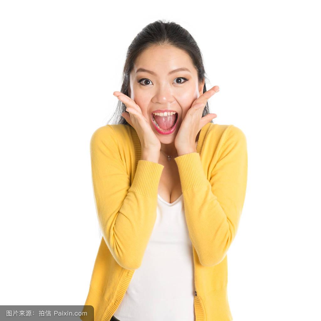 亚州女人�9�'�od9o9f�x�_惊讶的亚洲女人图片