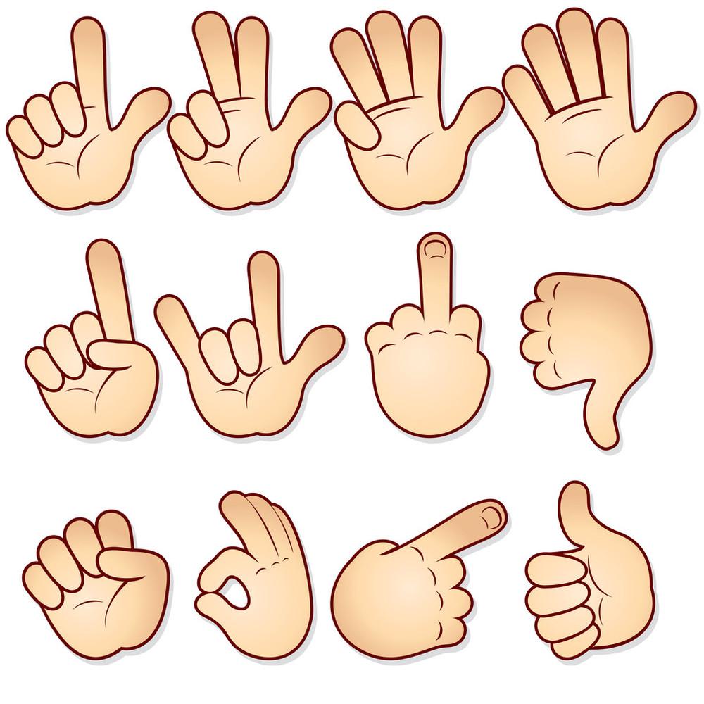 拇指,翘起大拇指,人,人体部位,设计,生存,食指,矢量图,手,手掌,手指图图片