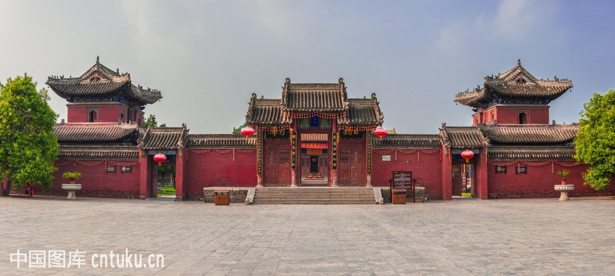 自然风景,皇陵,旅游景点,中式建筑,古建筑,周口,太昊陵建筑群,平舆县图片