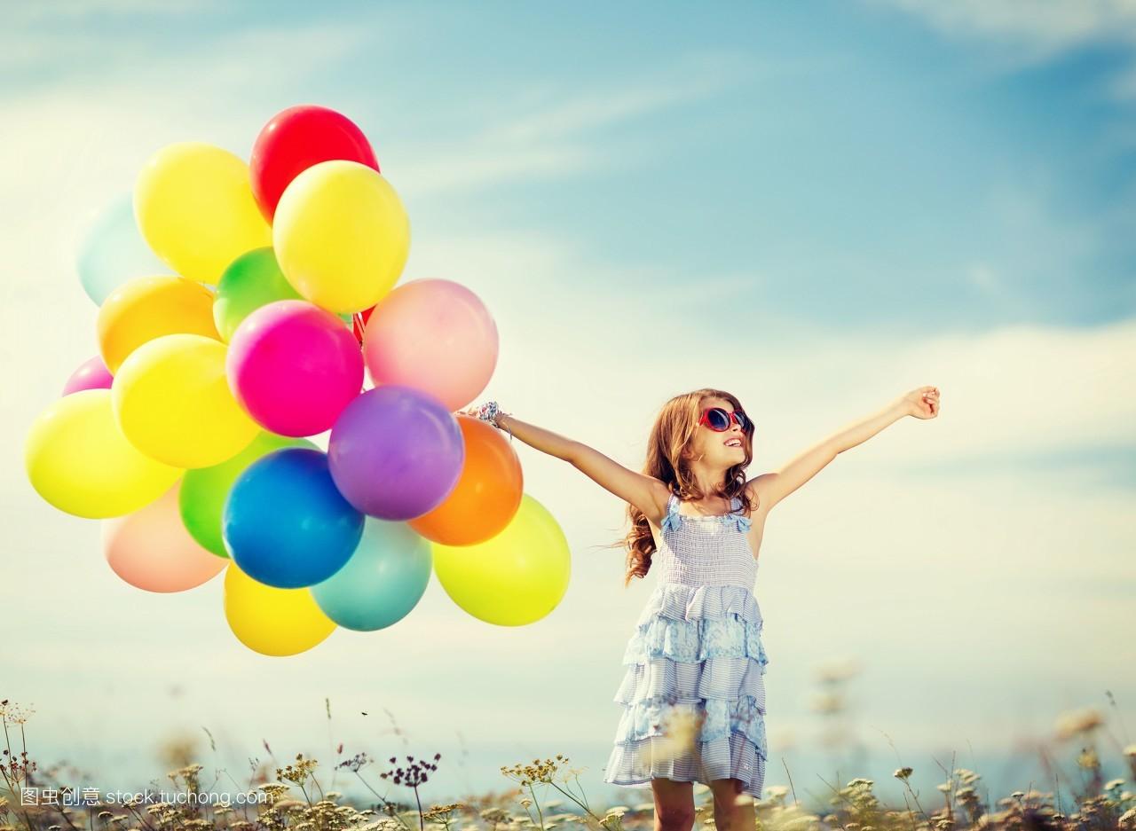 幸福,人,旅程,生日,庆祝,有趣,缤纷,花团锦簇,童年,小,让人高兴,做梦图片