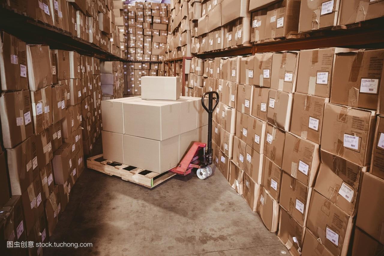 工厂,盒子,商务,行业,仓库,室内,空间,架子,支架,分娩,商店,架,货盘图片