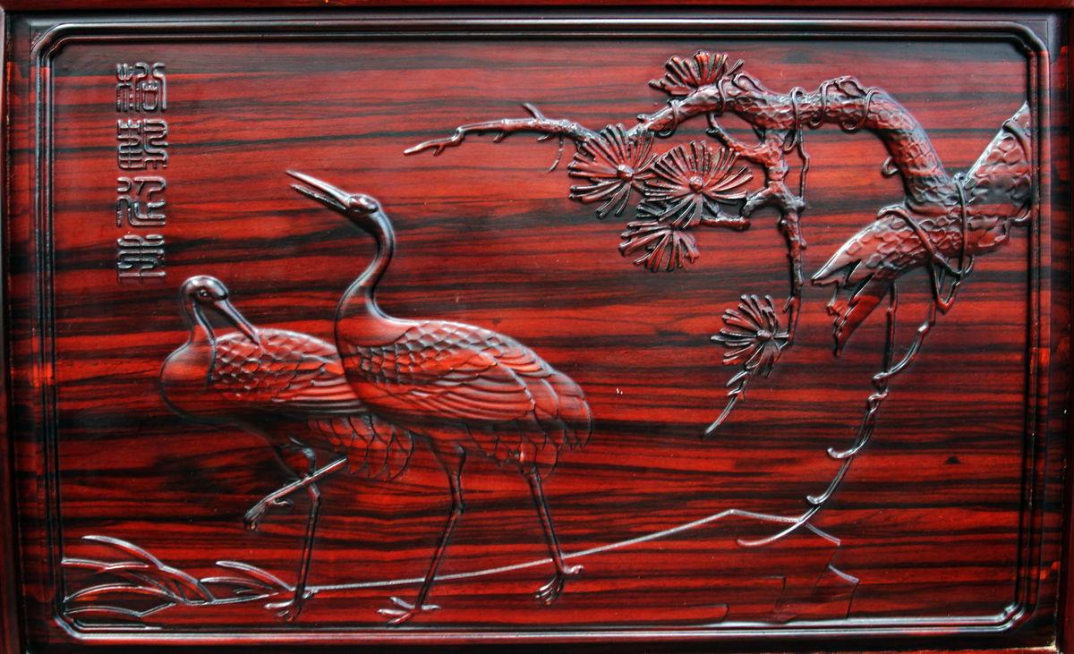 红木家具,实木雕花,家居,家私,古家具,中式风格,实木家具,木雕壁画图片