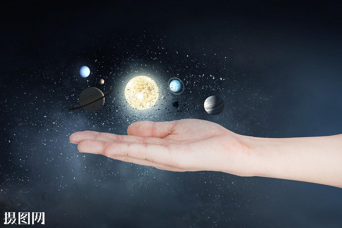 科学,科技,梦幻,天体,梦想,全息影像,手,未来,目标,太空图片