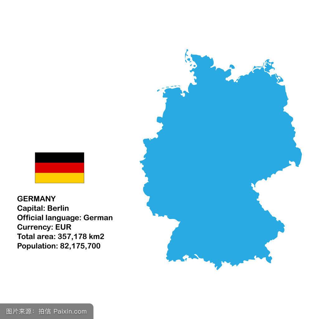 欧洲,地图,国家,制图,世界,旗帜,欧洲的,地理,形状,轮廓,德国地图,线图片
