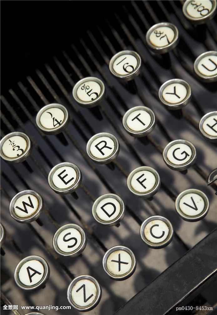 弯曲,按键,字母,简单,老,日常,字母y,键盘,废弃,打字,电脑,黑白,学校图片