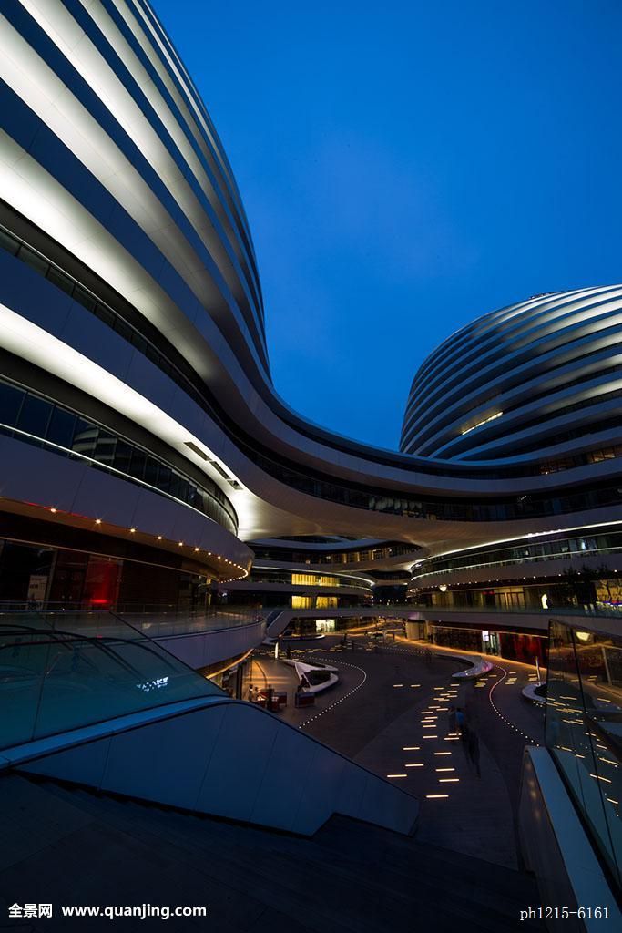 在北京的银河soho