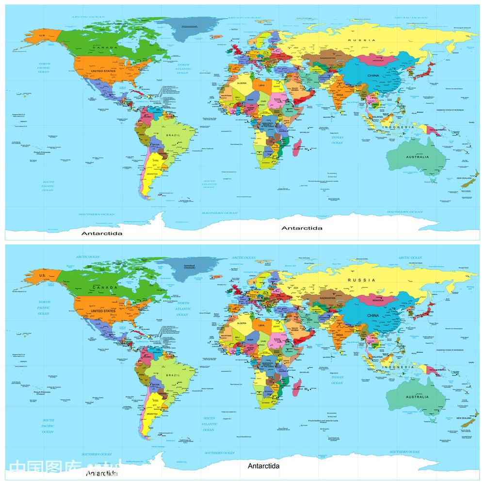 澳大利亚,白色,北,背景,大洋洲,德国,地球,地球仪,地图,俄罗斯联邦图片