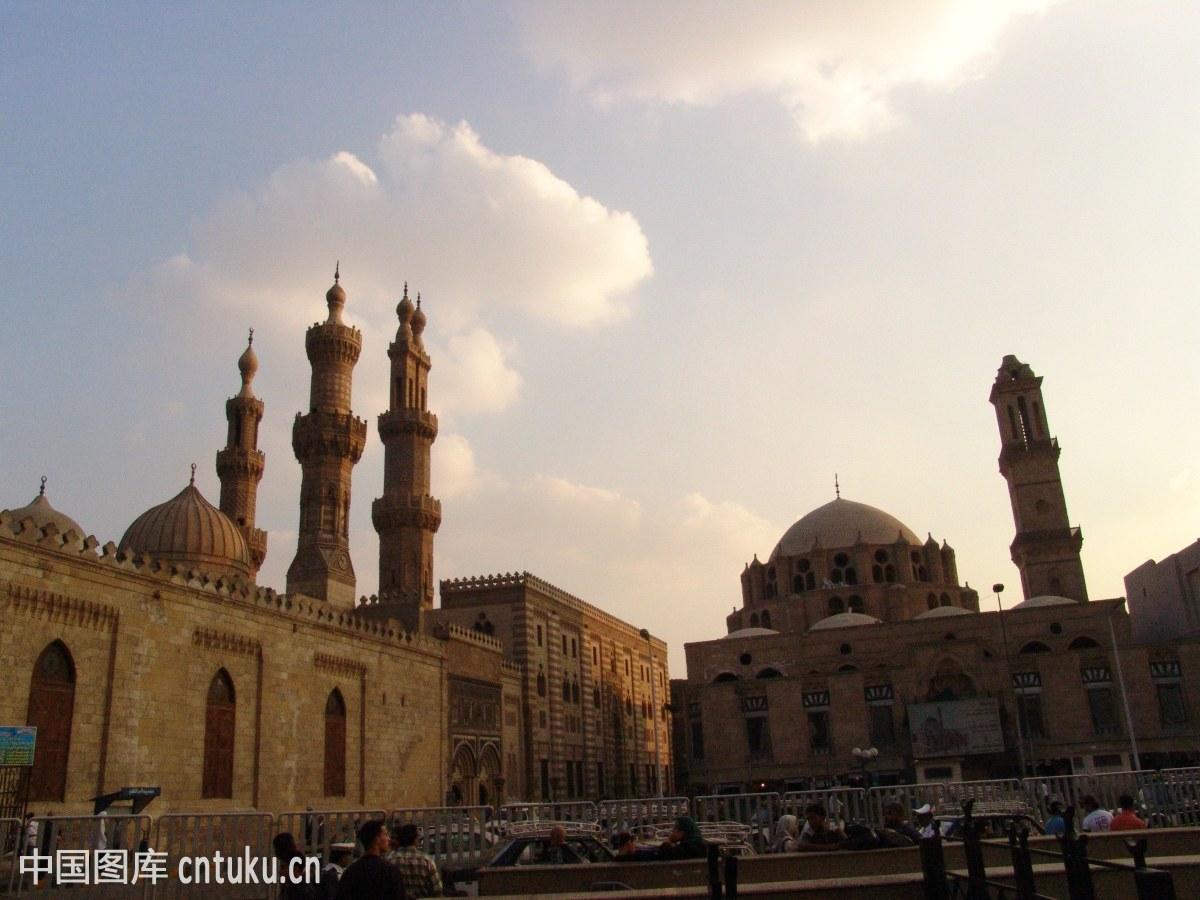 埃及建筑图片