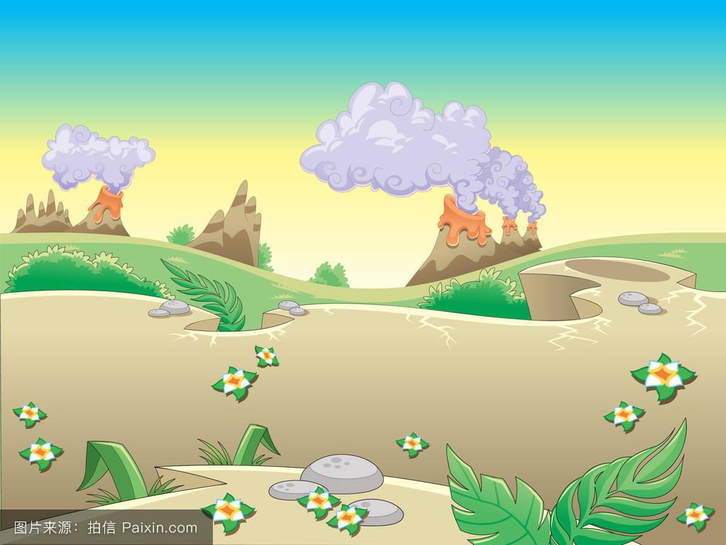 恐龙画三年级的恐龙画分享展示图片