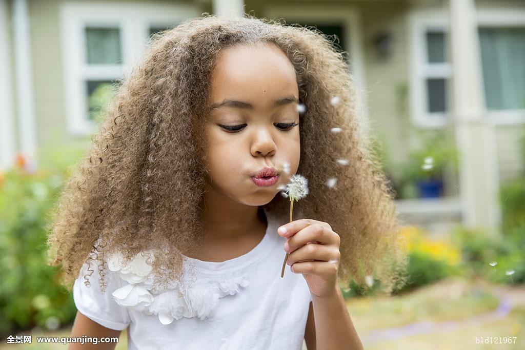 混血,自然,一个人,室外,人,照片,花粉,种子,愿望,居所,非洲,非洲人图片