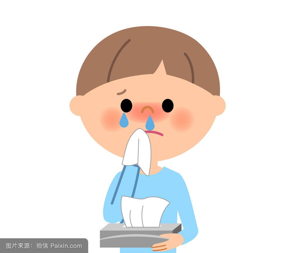 流鼻涕眼泪表情包分享展示图片
